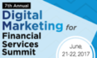 7th Annual Digital Marketing for Financial Services Summit