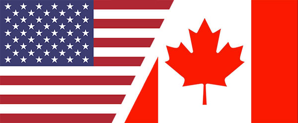 US vs Canada Internet Marketing